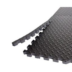 EZ-Flex Interlocking Recycled Rubber Floor Tiles from Costco I want ...