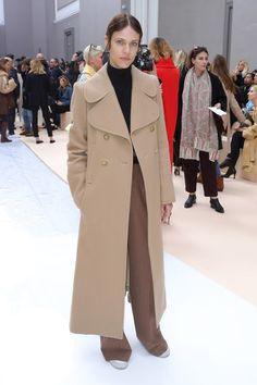 Celebrities have taken cues from the runway and put their own spin on designers' best ideas for fall.
