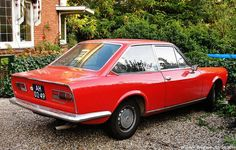 Fiat 124 Sport coupe 1968 | Flickr - Photo Sharing!