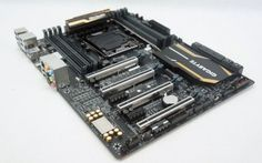 Gigabyte X99P-SLI Motherboard Review