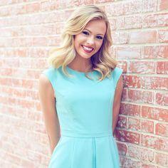 24. Miss Florida, Mary Katherine Fechtel (Talent - Dance) love her Jesus lovin self!!!!