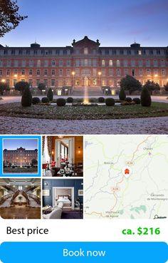 Vidago Palace (Vidago, Portugal) – Book this hotel at the cheapest price on sefibo.