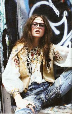 hippie style~ lovin it