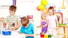 Lustige Aktivitäten zum Zeitvertreib am Kindergeburtstag