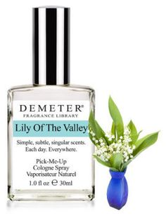 Lily Of The Valley Demeter Fragrance for women