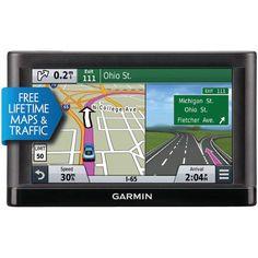 nuvi(R) 65LMT GPS 4GB, 49 States, Refurbished - GARMIN - 010-N1211-04