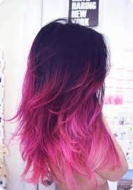 Image result for kul rosa hår farge