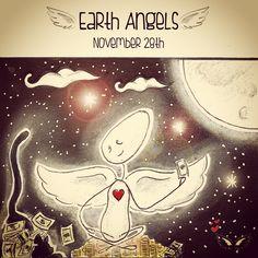 Acouphange du 28 Novembre - Angelinnitus of November 28th