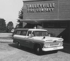 Talleyville Fire Company, Delaware - Ambulance C-25 (1964 Chevrolet) | by Timothy Wildey