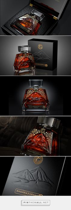 """Shahnazaryan"" - premium cognac 25 years of aging by DSG"
