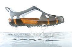 Chaussures pour les sports d'eau