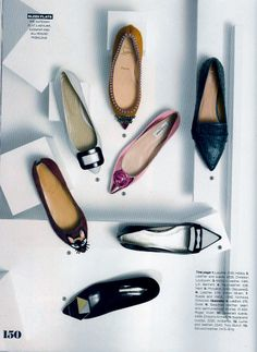 Flats – Elle shoes