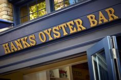 Hank's Oyster Bar - Lobster Bisque and Rolls...yum! - For DC