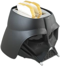 Star Wars Film, Star Wars Icons, Darth Vader Toaster, Star Wars Darth Vader, Tostadas, Black Toaster, Star Wars Kitchen, Ultimate Star Wars, Main Image