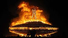 Burning Man Festival 2014 News, Photos and Videos - ABC News