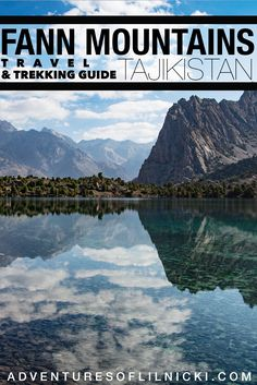 Read HERE to start planning you trip to the Fann Mountains of Tajikistan with the Fann Mountains Guide!