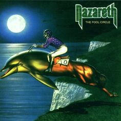 The Fool Circle Lançado Em 1981 - Nazareth Lps, The Fool, Rock N Roll, Cover Art, Album Covers, Movie Posters, Albums, Game, Bands
