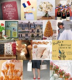 Bastille Day Inspiration