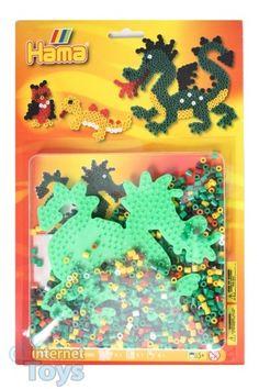 Hama Fun 1100 Stukjes Draak - Internet Toys