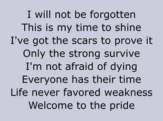 death lyrics:
