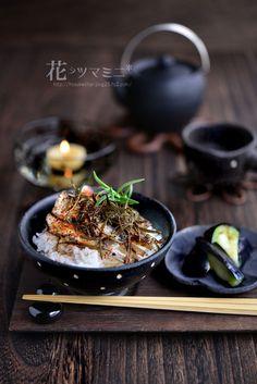 オイルサーディン丼 - Oiled sardine bowl