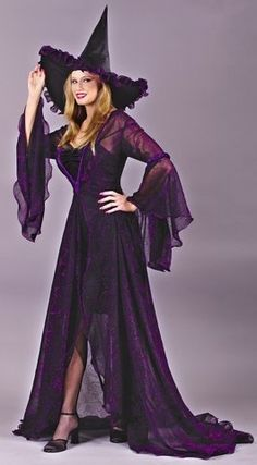 how to make a homemade witch costume