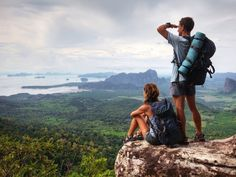 17 Quotes To Inspire You To Adventure (darling couple! i'm inspired by them!)