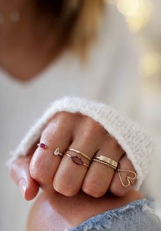RINGS Collection - Gold Rings by Jewelry Designers - RINGS accumulation - Gold . - RINGS collection – Gold rings from jewelry designers – RINGS accumulation – Gold rings from j - Diamond Jewelry, Gold Jewelry, Jewelery, Jewelry Accessories, Jewelry Necklaces, Women Jewelry, Fashion Jewelry, Gold Bracelets, Diamond Earrings