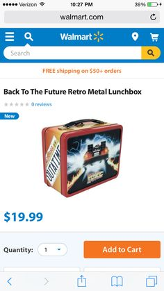 PERFECT work lunch box