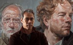 British portrait artist Tai-Shan Schierenberg - whose subjects have included Stephen Hawking and the Queen – tells Theo Merz what painting men has taught him about masculinity Tai Shan Schierenberg, Portrait Art, Portraits, Portrait Paintings, Oil Paintings, National Portrait Gallery, Art Academy, Life Drawing, Artist Painting