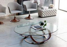 tavolino infinity di Porada