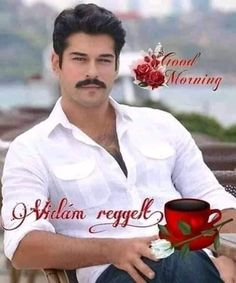 Burak Ozcivit, Happy Colors, Good Morning, Sexy Men, Mirrored Sunglasses, Love Messages, Hot Men, Hot Guys, Movies