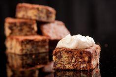 Receta de Inolvidables Brownies de Licor de Café