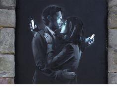 #banksy #art #London #painting #culture #Alyaka
