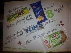 Výsledek obrázku pro vtipné přání novomanželům ze sladkostí