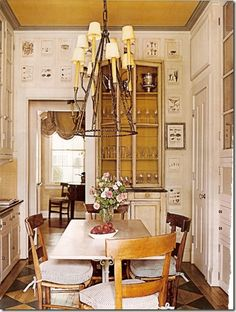 "Southern Accents images | The ""Sky"" is the Limit: Decorating with Its Colors (Part 2 - Sunny ..."