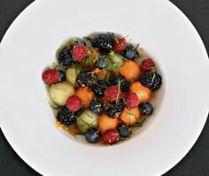 Melon & Berry Salad Recipe   from Gordon Ramsey's Healthy Appetite cookbook   House & Home