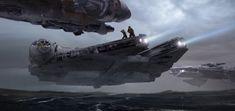 Star Wars E Vii Bocetos 38