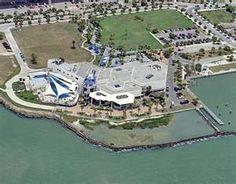 Texas State Aquarium, Corpus Christi...neat.