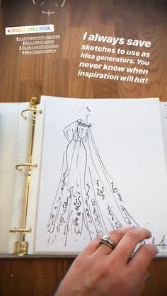 Fashion sketchbook fashionsketches fashionsketching designprocess designstudio designbts custommade linedrawing bridaldresses weddingdresses weddingdressesideas weddingdresslace bridalwear new fashion sketches how to draw artists ideas fashion Dress Design Drawing, Dress Design Sketches, Fashion Design Drawings, Fashion Design Illustrations, Fashion Design Books, Costume Design Sketch, Wedding Dress Sketches, Fashion Drawing Dresses, Fashion Illustration Dresses