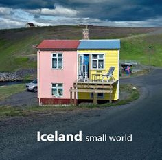 Tiny, tiny house in Hofsos, Iceland. Hofsos swimming pool, in our opinion, is the best pool in all of Iceland. Want to know why? We'll tell ya! It includes Icelandic sagas, beauty and more!