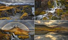 Breathtaking images reveal the rugged beauty of Iceland