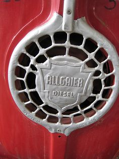 Porsche Allgaier diesel