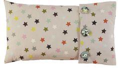 Bomull sand m multifarget stjerner Throw Pillows, Rum, Fabrics, Cotton, Cushions, Room, Decorative Pillows, Decor Pillows