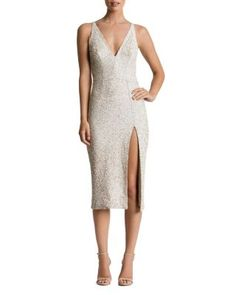 Dress the Population Camilla Sequin Dress | Bloomingdale's