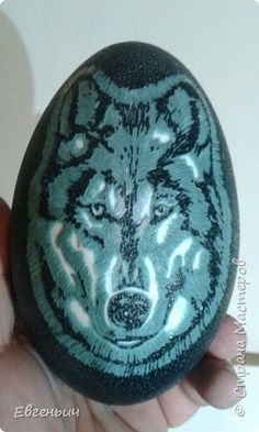 """""""Волк"""" в подарок любимому Индейцу"""