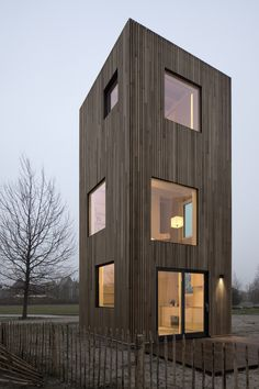 Micro House Slim Fit,© Christiane Wirth