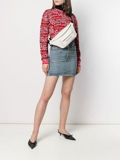 abb92c1d783 Balenciaga Everyday Logo Belt Bag