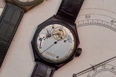Ferdinand Berthoud Chronomètre FB 1R Edition 1785 Ferdinand, Omega Watch