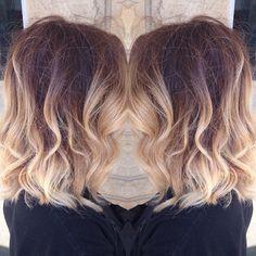 Color melt @hairbyalexisbrewer